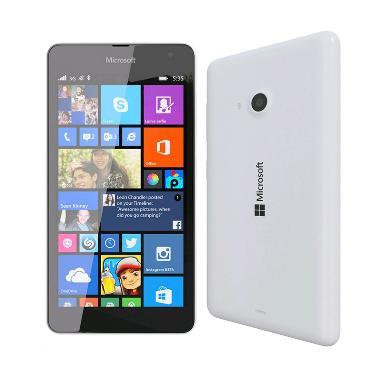 Microsoft Lumia 535 Smartphone - White [8GB/ 1GB]
