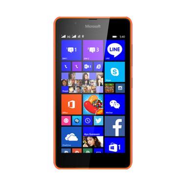 Microsoft Lumia 540 Dual Sim Smartphone - Orange