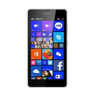 Microsoft Lumia 540 Smartphone -  White [8 GB/ 1 GB/ Dual SIM]
