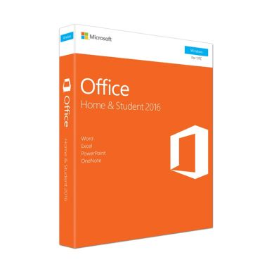 harga Microsoft Office Home & Student 2016 Software Blibli.com