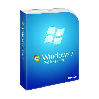 Microsoft Windows 7 Profesional 64 Bit Sistem Operasi
