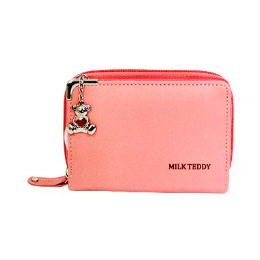 Milk Teddy DCH403-691 Bearny Dompet - Pink