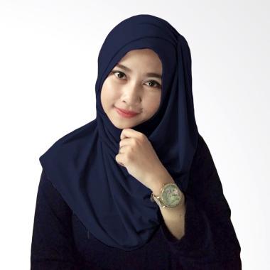 Milyarda Alesya Hijab - Biru Dongker