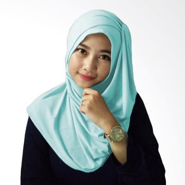 Milyarda Alesya Hijab - Biru Muda