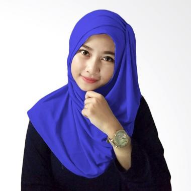 Milyarda Alesya Hijab - Biru Tua