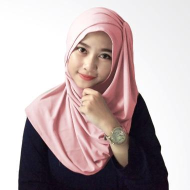 Milyarda Alesya Hijab - Dusty Pink