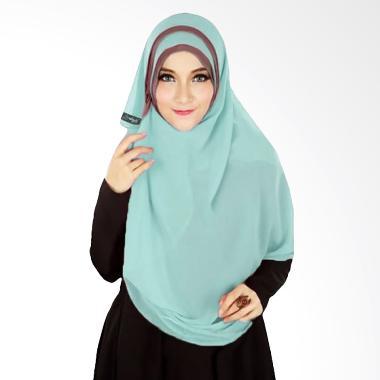 Milyarda Hijab Athalia Kerudung Syar'i - Baby Blue