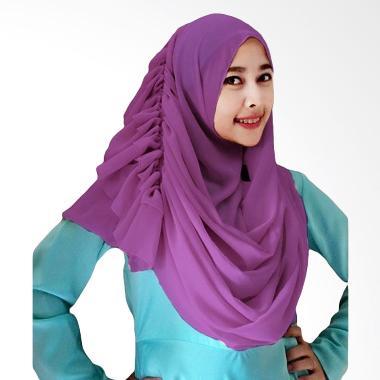 Milyarda Hijab Cassanova - Ungu