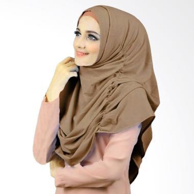 Milyarda Hijab Narinda Hijab - Coklat Muda