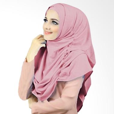 Milyarda Hijab Narinda Kerudung Syar'i - Dusty Pink