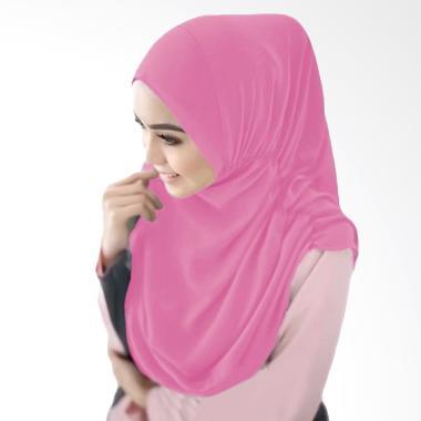 Milyarda Hijab Nurjannah Kerudung - Pink