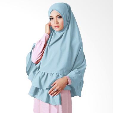 Milyarda Hijab Taj Mahal Kerudung Syar'i - baby blue
