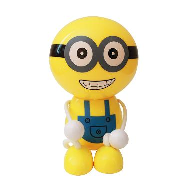 Mini Fan Cartoon Karakter Minion Kipas Angin Portable