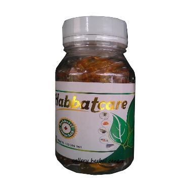 Minyak Habbatusauda Habbatcare 5 in1 [100 kapsul]