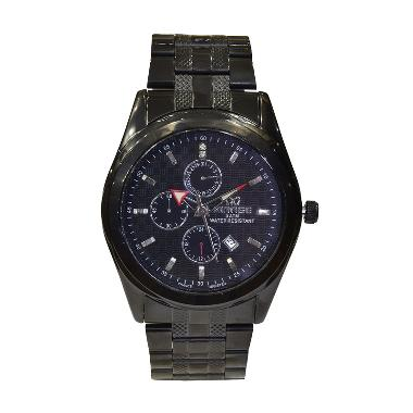 Mirage MR8273BRPM Jam Tangan Pria - Black