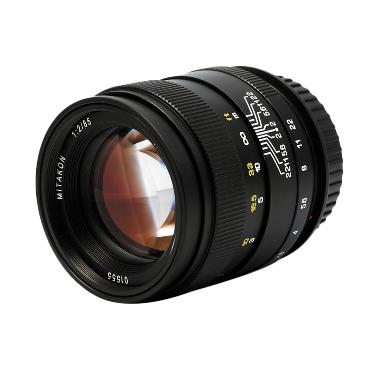 MITAKON 85mm F/2.0 Lensa Kamera for Sony