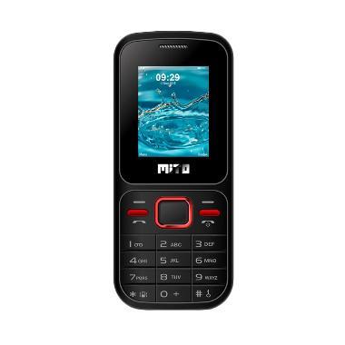 Mito 135 Handphone - Black [GSM-GSM]
