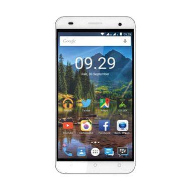 Mito A33 Fantasy One Smartphone Putih - [16GB]
