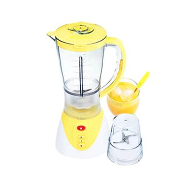 Miyako BL-211PLY Yelow White Blender [1.5 L/2in1]