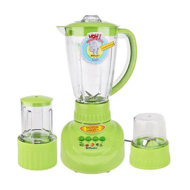 Miyako Blender BL152PF/AP / Bl 152 PF/AP - Green [1.5L] Bubble Wrap