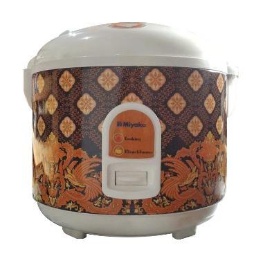 Miyako MCM-528 Batik Rice Cooker