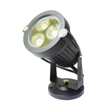 Miyalux Lampu Sorot LED [3 Watt]