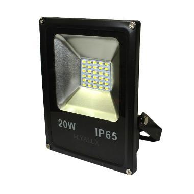 Miyalux SMD Lampu Sorot LED [20 Watt]