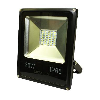 Miyalux SMD Lampu Sorot LED [30 Watt]