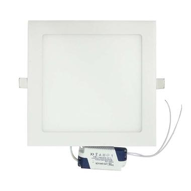 Miyalux Panel LED Kotak Lampu Downlight [12 Watt]