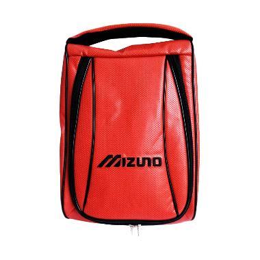 Mizuno Premium Golf Shoes Bag - Red