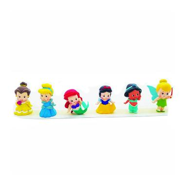 MJ Boneka Figure Cute Baby Princess Action Figure [Set 6]