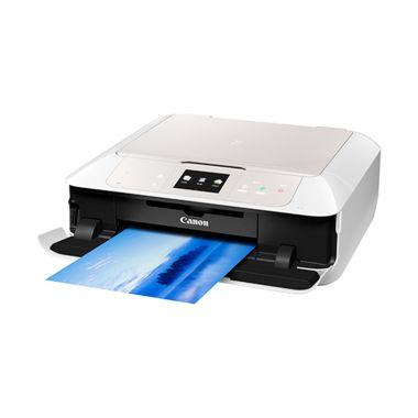 Canon Inkjet Multifunction MG7570 White Printer