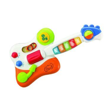 Momo Winfun Little Rock Star Guitar Mainan Anak