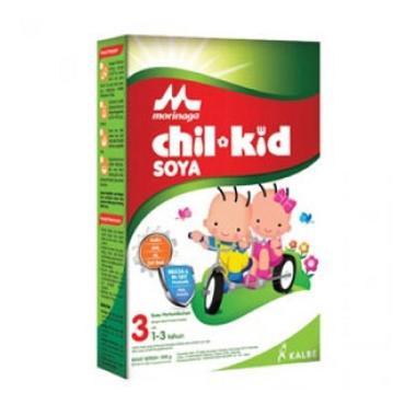 Chil Kid Soya Susu Formula [600 gr]