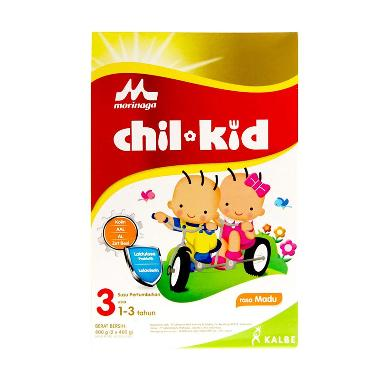 Morinaga Chil Kid Box Madu [2x400gr]