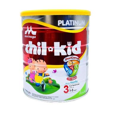 harga Morinaga Chil Kid Moricare+ Vanila [800 gr] Blibli.com