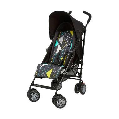 Mothercare 305005 Nanu Geo Liquorice Stroller - Hitam