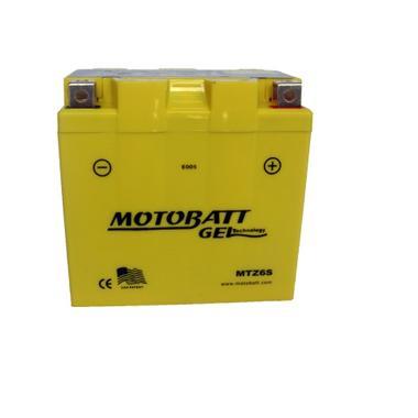 MEGA - Motobatt Gel MTZ6S Aki Motor ...