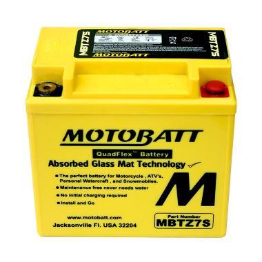 Motobatt Quadflex MBTZ7S Aki Motor