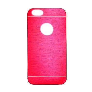 Motomo Casing for iPhone 6G - Merah