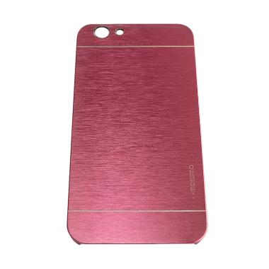 Motomo Hardcase Casing for Oppo F1S Selfie Expert A59 - Pink