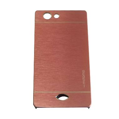 Motomo Hardcase Casing for Oppo Neo 5 A31T - Pink