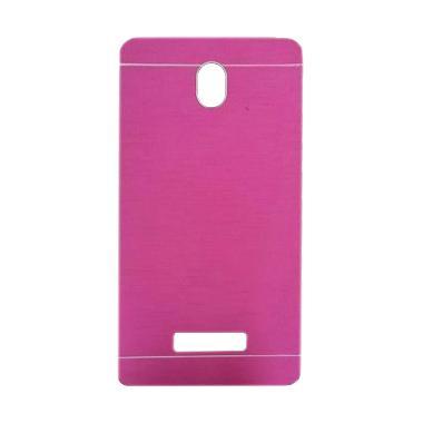 Motomo Hardcase Casing for Oppo Yoyo R2001 - Pink