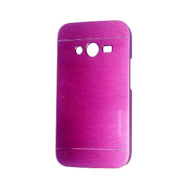 Motomo Hardcase Casing for Samsung Galaxy V G313 - Pink