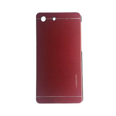 Motomo Hardcase Casing for Sony Xperia M5 - Red