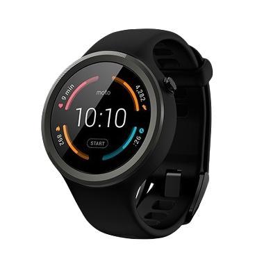 Moto 360 2ndGen Sport Rubber Smartwatch