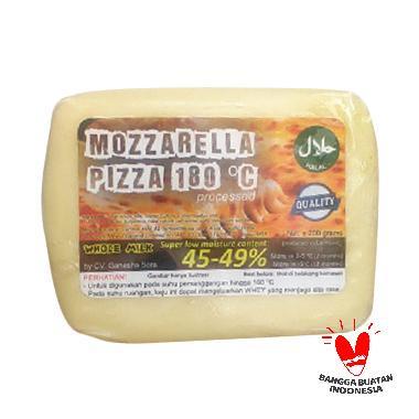 Mozzarella Keju Pizza