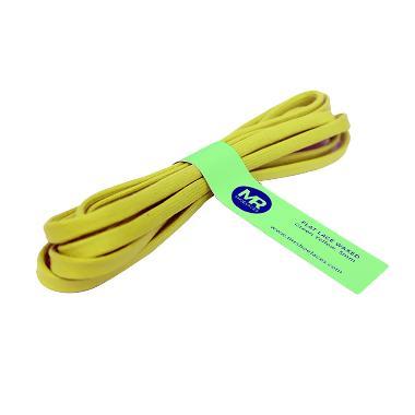 Jual Mr. Shoelaces Lilin Gepeng Tali Sepatu untuk 7-8 Lubang [Tebal 5 mm, Panjang 110