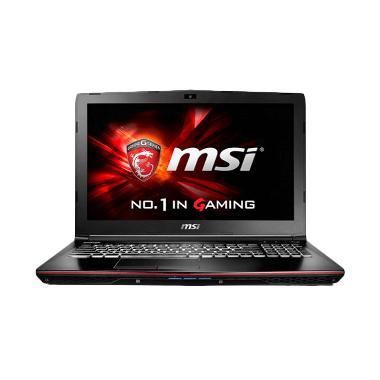 MSI GE62 6QC Apache Notebook [i7/4 GB/1 TB/Win 10/15.6