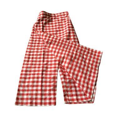 Mukena Dinda C01 Sarung Celana Anak - Red